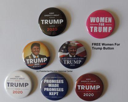 Trump 2020 + Women for Trump