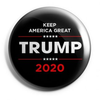 Keep America Great – Trump 2020 Campaign Button
