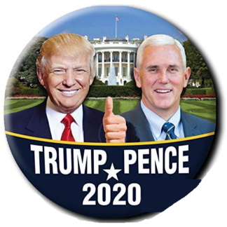 Trump-Pence 2020 whitehouse