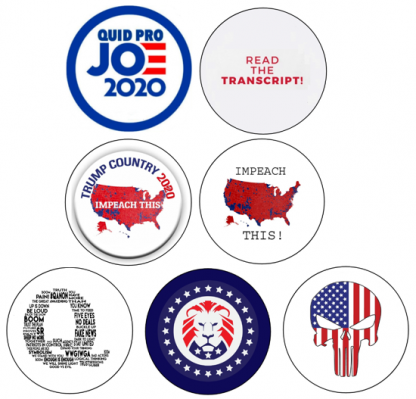 anti impeachment set of 7