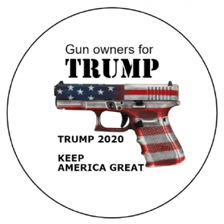 Gun Owners for Trump 2020