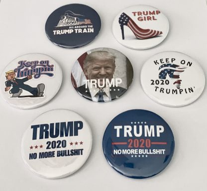 New! Trump 2020 Set of 7