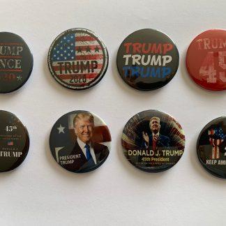 Trump 45 pins