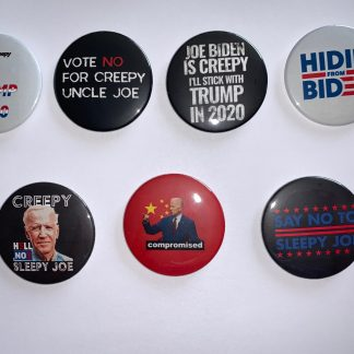 Creepy Uncle Joe - Set of 7