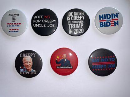 Creepy Uncle Joe - Set of 7