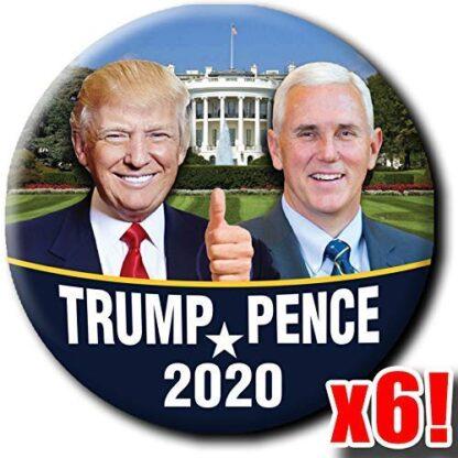 Trump-Pence x6