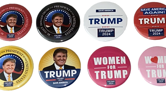 Trump 2024 collection___TrumpButtons